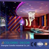 Le décor à la maison personnalisé de mur respectueux de l'environnement le plus neuf lambrisse le panneau 3D