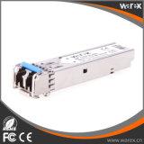 Transceptor excelente das redes 1000BASE-LX/LH SFP 1310nm 20km do zimbro