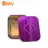 Caixa de perfume Premium com grandes dimensões e padrão de Emboss