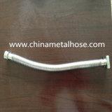 Manguito del metal flexible del acero inoxidable 304/321/316L de la alta calidad con el tejido
