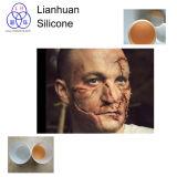 228808の液体シリコーンゴムの100%年のプラチナによって治されるLifecastingのシリコーン