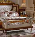A madeira contínua da faia de 0038 importações cinzelada à mão denomina a coleção do quarto da base