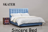 Sk10 미국식 가정 직물 침대