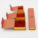 Rectángulo de empaquetado modificado para requisitos particulares de la joyería de papel más barata (J63-E2)