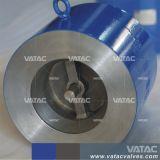 Литые стальные Non-Slam Vatac обратный клапан с подъемной скобе