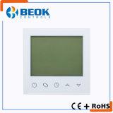 Termóstato de la calefacción de TDS21WiFi-Ep con la pantalla de cristal grande