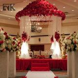 El tubo al por mayor del contexto del acontecimiento de la etapa de la boda y cubre