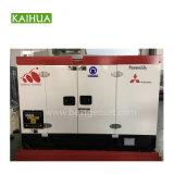 Cer nachgewiesener 100kVA/80kw 6bt5.9-G2 leiser Dieselgenerator