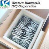 """2 """" Arsenide van het Indium 2inch (InAs) Kristal bij Westelijk MINMETALS"""