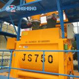 Jinsheng erzwang Typen Js750 Betonmischer