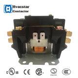 Contactor definido del propósito de la bobina del voltaje de poste 25AMPS 480 del certificado 1.5 de la UL