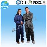 Combinaison non-tissée de vêtement protecteur de sûreté