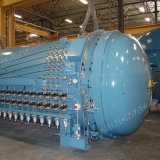 PED 기준을%s 가진 오토클레이브를 치료하는 2000X6000mm 수평한 산업 합성물