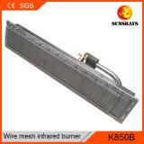 아스팔트 포장 도로 수선 차 아스팔트 포장 도로 장비를 위한 적외선 메시 가열기 K850