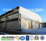 Alta calidad para la construcción del hangar de la estructura de acero