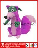 Выдвиженческая заполненная игрушка талисмана шаржа