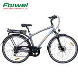 Bici elettrica della città poco costosa con 700c la gomma (TDB03Z)