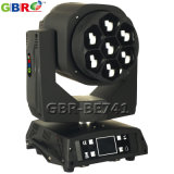 Gbr-Be741 7X15W RGBW 4in1 LED Minic$b-auge bewegliches Hauptlicht