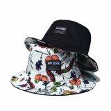Tampa personalizada de elevada qualidade Full Imprimir Balde de poliéster HAT