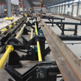 Tadm3635 hidráulico automático de alta velocidad CNC máquina de perforación para ángulos