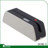 Msrx6 Hi&Lo Coトラック1、2及び3のためのMsr09によってUSB動力を与えられる磁気ストライプのカード読取り装置著者エンコーダ