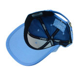 عادة عادية [قونليتي] رياضة غطاء سماء اللون الأزرق قطر [بو] [بسبلّ كب] مع معدن علامة تجاريّة