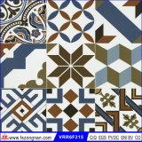 Azulejo rústico del jardín de la baldosa cerámica de la venta caliente 2017 (VRR6F208, 600X600m m)