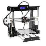 Anet A8-M conjuguent l'imprimante 3D de grande taille de couleur