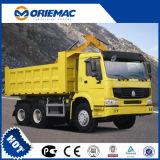 중국 HOWO 상표 6X4 최신 판매 덤프 트럭 (ZZ3257N3647A)