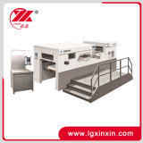 Máquina que graba de Yw-105e para los fabricantes de la tarjeta de papel con buena calidad