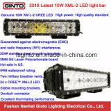 2018 최신 고품질 240W Xml-2 크리 사람 LED 표시등 막대