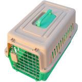 خضراء حقيبة جديدة متين محبوب قفص بلاستيكيّة قطوع وكلاب سيّارة [بورتبل] محبوب [أير بوإكس]