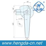 Замок ручки панели полного шкафа ручки качания промышленного электрический (YH8028)