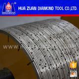 Lâmina de estaca do diamante de estaca da velocidade rápida de China