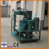 Machine de purification de pétrole de turbine à vapeur de déshydrateur de pétrole de turbine du vide Tzl-100