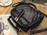 Nouveau produit Trendy design classique en cuir pour femme Sacs à main