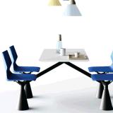 Горячие таблица и стулы трактира быстро-приготовленное питания сбывания