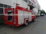 100p de Vrachtwagen van de Brandbestrijding van Japan Isuzu 3000L