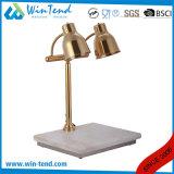 Réchauffeur commercial de lampe de buffet de restaurant d'hôtel de qualité de vente chaude pour la restauration