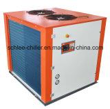 /commerciale di 411kw refrigeratore raffreddato aria industriale dell'acqua del sistema di raffreddamento del condizionatore d'aria