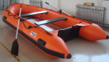 アルミニウム床(シリーズ2.0m-6.0m)が付いている膨脹可能なボート