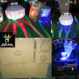 2PCS 10W DMX LED 단계 나비 효력 빛