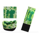 De dagelijkse Decoratie Groene Naadloze Bandana verbindt de Sjaal van de Vacht (yh-HS252)