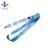 La Chine impression en sublimation Support Polyester longes cou Lanyard