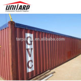 Forte coperchio resistente del contenitore del vinile del PVC 1000d, tenda laterale