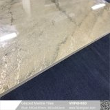 Застекленное мраморный полированный пол в ванной комнате фарфора плиткой (VRP6H060)