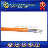 cable multi del caucho de silicón de la base de 600V 200c
