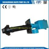 Résistant aux acides de lisier verticale submersible pompe de puisard