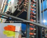 Guante de látex látex hogar maquinaria hogar guante que hace la máquina
