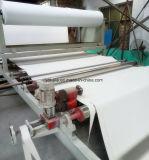 Het dakwerk en het waterdicht maken van pvc membraan